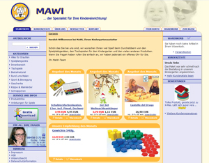 Kindergartenspiele von MaWi