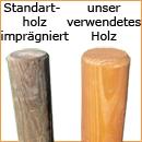 Lärchenholz im Vergleich