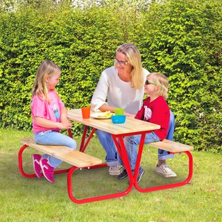 Gut bekannt Gartenmöbel für Kinder   mawi-spiele.de - MaWi Spiele - Wertvolle QK47