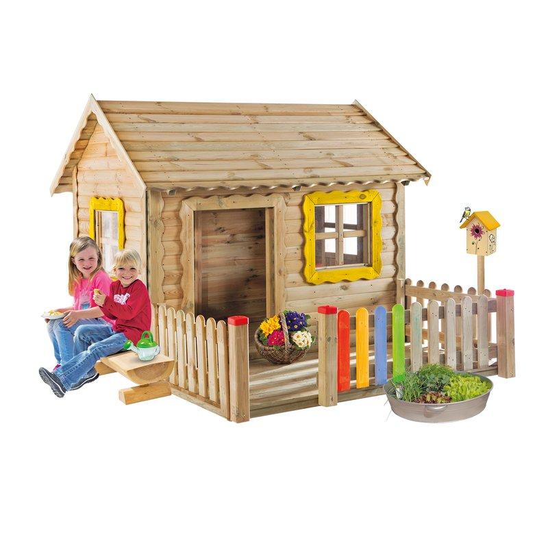 Spielhaus Villa Kunterbunt   Mawi Spiele   Wertvolle Ideen Für Kinder.  Kindergartenbedarf, Hort Und Krippe   Mawi Spiele
